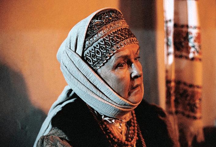 Жена Тараса Бульбы