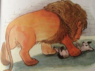 лев и собачка Толстой