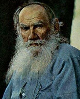 Великий русский писатель Лев Толстой