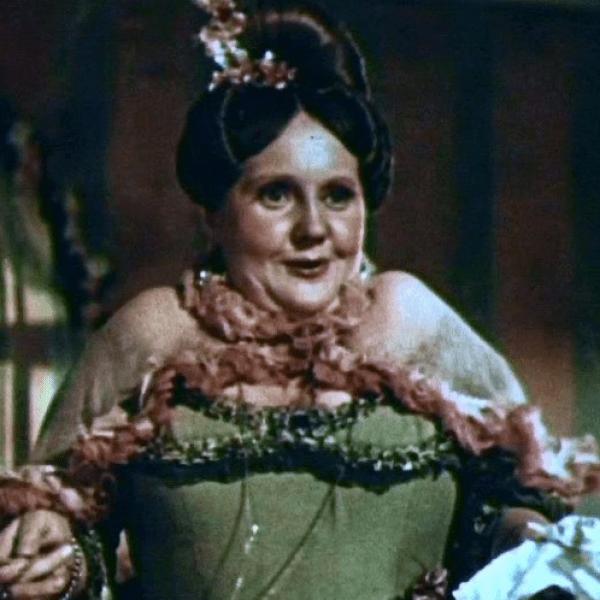 Жена Городничего