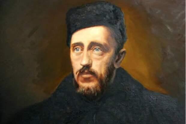 Портрет Шмелева